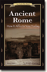 Book Cover Ancient Rome How It Affects You Today